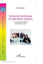 - Boris MEUNIER - Contextes territoriaux et trajectoires scolaires - Le cas des filles issues des millieux ruraux